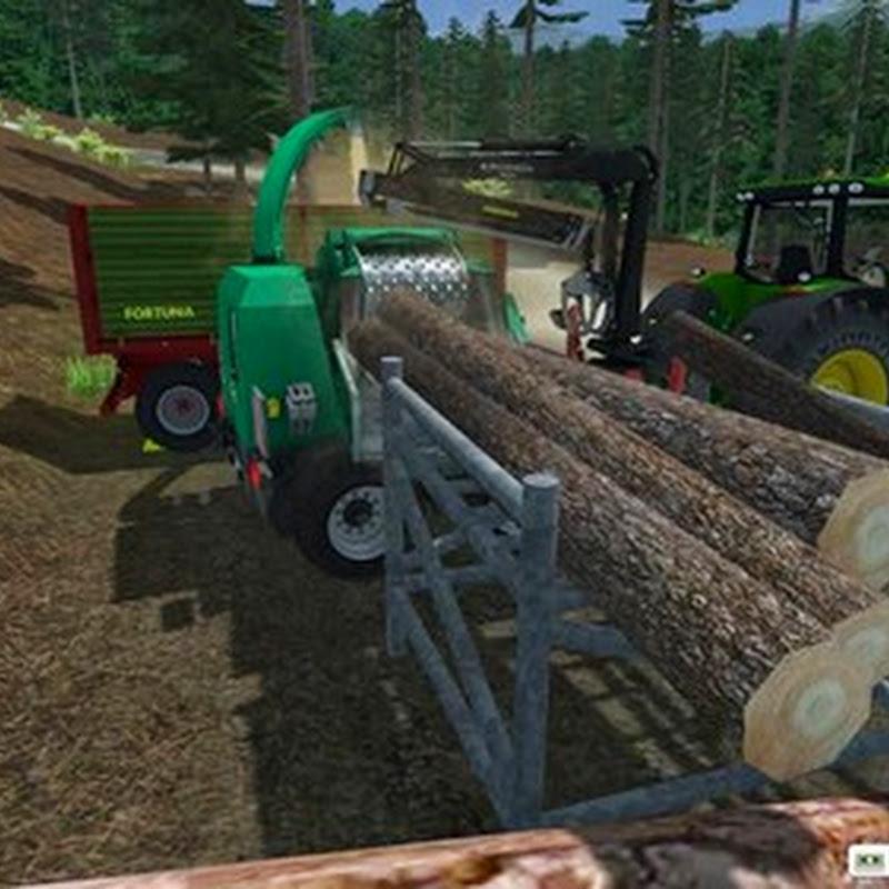 Farming simulator 2013 - Holzbock v 2.0