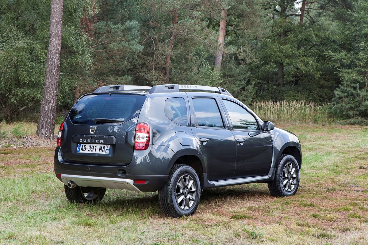 dacia duster facelift 4