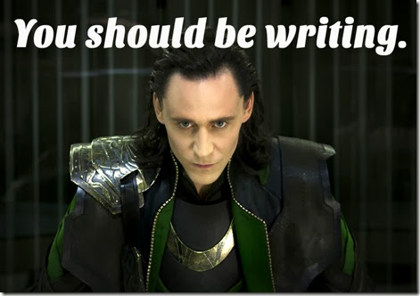 You Should be Writing Loki
