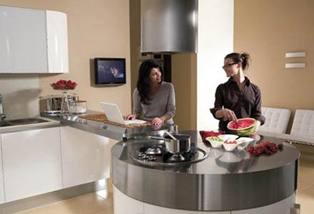 6 consejos sobre el uso de las islas en las cocinas modernas ArQuitexs