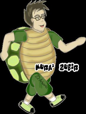 kura-kura zubir