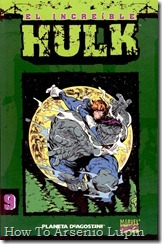 P00009 - Coleccionable Hulk #9 (de 50)