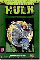 P00009 - Coleccionable Hulk #9 (de 50)