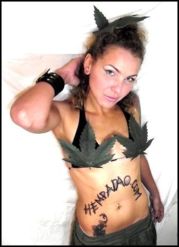 Hempadão - Miss Marijuana 2011 - Aryanna 02