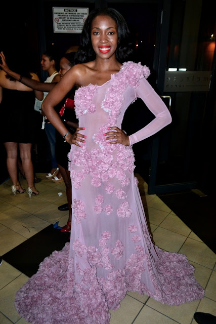 Weza Solange for Gert JohanCoetzee | WITS Hospice Celebrity Fashion Show