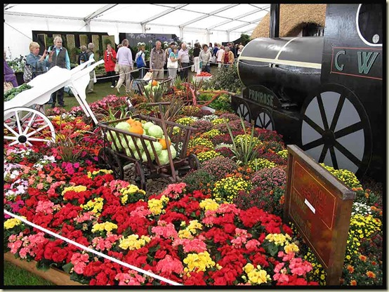 Southport Flower Show - Unattended display (HM Prison, Kirkham)