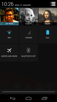 Android wishlist #6: Profiles for Android mobiles