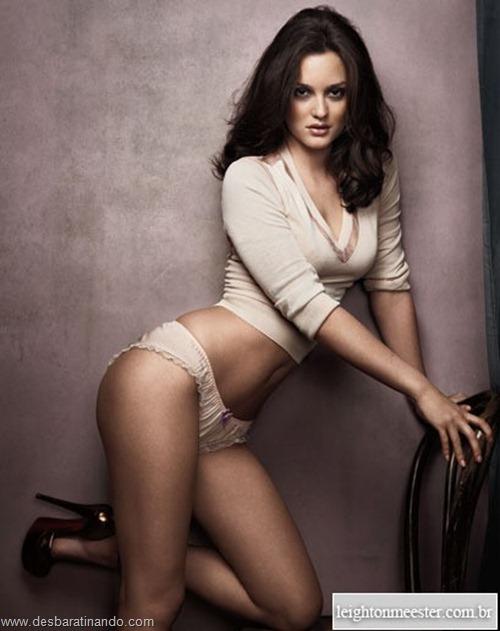 Leighton meester blair gossip girl garota do blog linda sensual desbaratinando  (180)