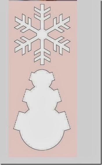tarejtas navidad en 3D  cosasparanavidad (4)