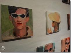 Peintures... Linette Cajou.