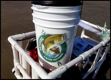 Fishing - New fishing bucket