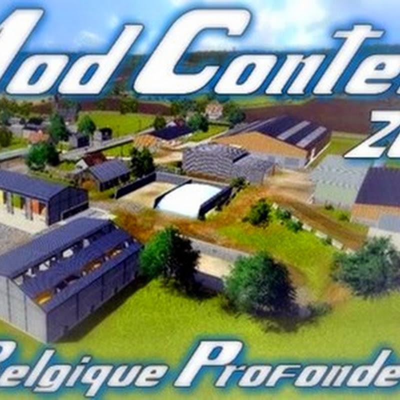 Farming simulator 2013 - GiantContest2013 Belgique Profonde v 2.0.1