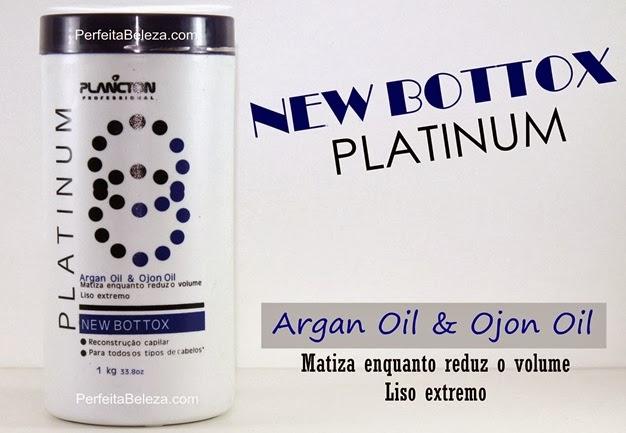 new bottox platinum, plancton, shop carol, bottox capilar, bottox para loiras