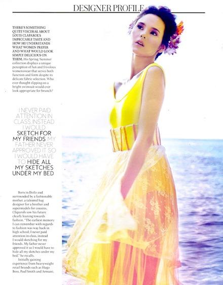 Catriona Gray in Louis Claparols for Mega Magazine Designer Profile-02