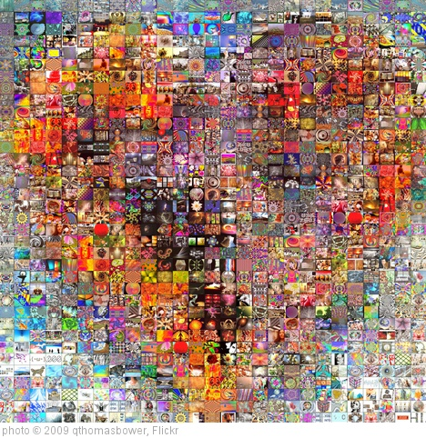 'Big Heart of Art - 1000 Visual Mashups' photo (c) 2009, qthomasbower - license: http://creativecommons.org/licenses/by/2.0/