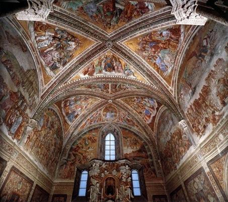 Orvieto-Duomo_Cappella S.Brizio