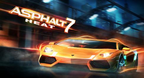 asphalt 7 heat-joc Android