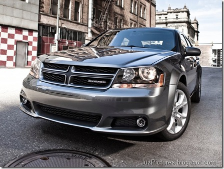 Dodge Avenger RT 6