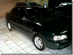 Di Jual SUZUKI BALENO TH 97 Manual 4