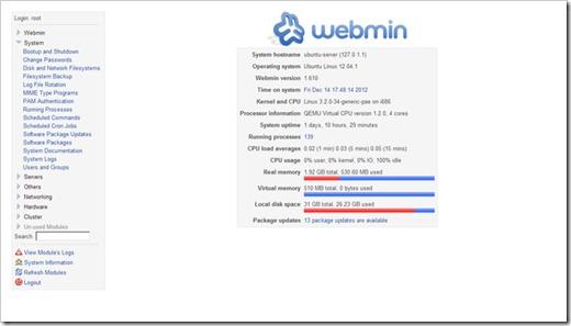 webmin-ubuntu