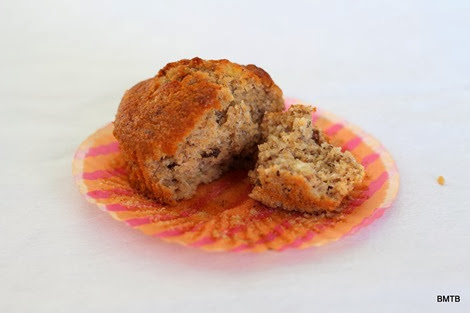 Banana Bran and Walnut Muffins by Baking Makes Things Better (2)