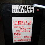 club mars in fukuoka in Fukuoka, , Japan