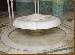 casablanca ablutions fountain