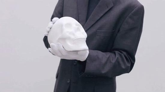 Esculturas papel Li Hongbo (1)