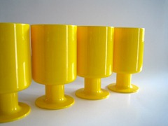 décor USA drinking cups