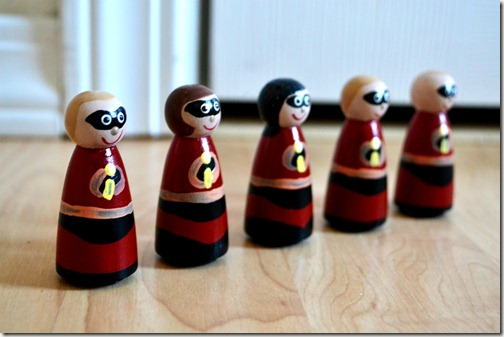 incredibles peg people 2