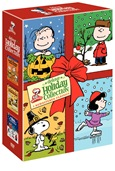 Peanuts Holiday Collection BD_Box Art 2D