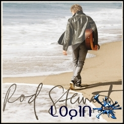 Capa do CD Rod Stewart - Time