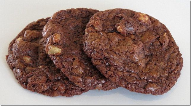 Chocolate Hazelnut Nutella Cookies 2-4-13  World Nutella Day
