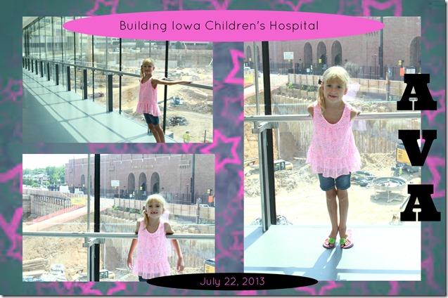 Building Iowa Children's