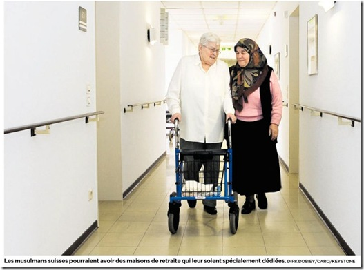 maison retraite musulman