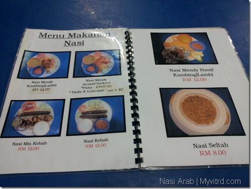 Restoran Nasi Arab Balik Pulau Penang 4
