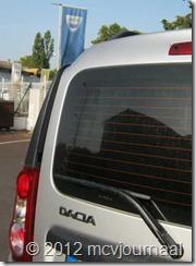 Dacia in Frankrijk 02