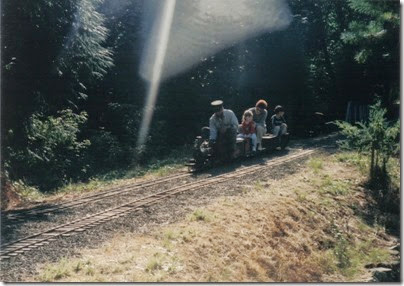 16 Pacific Northwest Live Steamers in 1998
