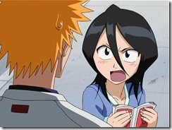 Bleach2 Rukia Learning Japanese
