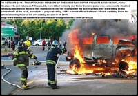 HUMMER PRETORIA NORTH OCT2010 WHICH KILLED TWO AFRIKANERS AND INJURED THIRD