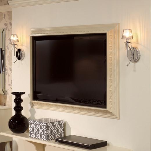 frame a tv tutorial