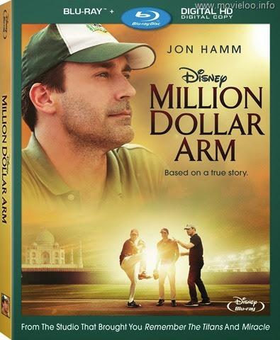 Million Dollar Arm (2014) 720p BluRay