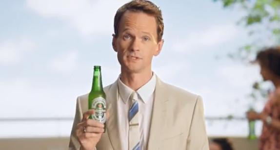 Heineken neil patrick harris