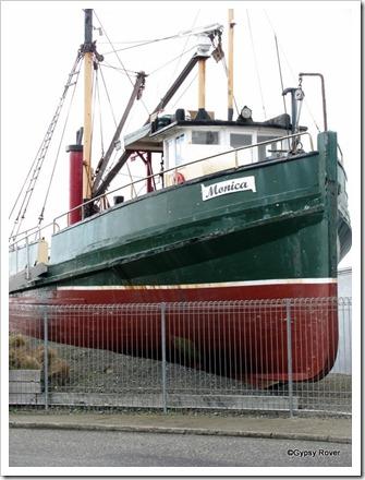 Oyster boat Monica II.