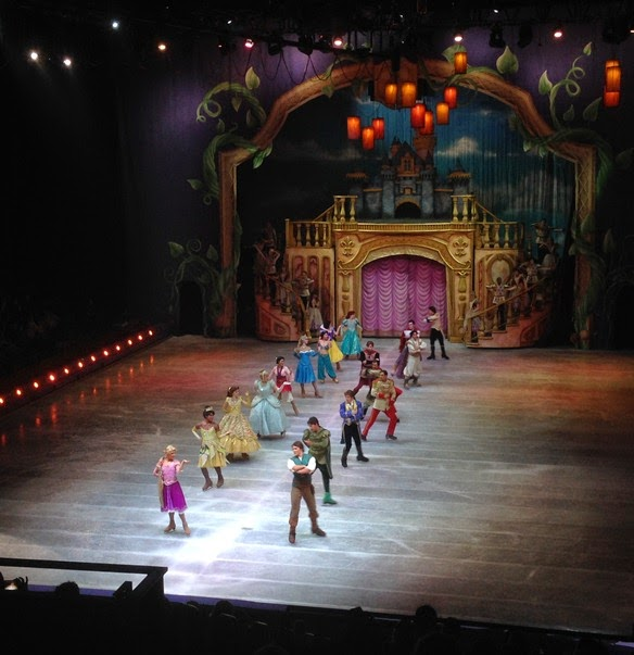 Disney on Ice presents Treasure Trove - Princesses