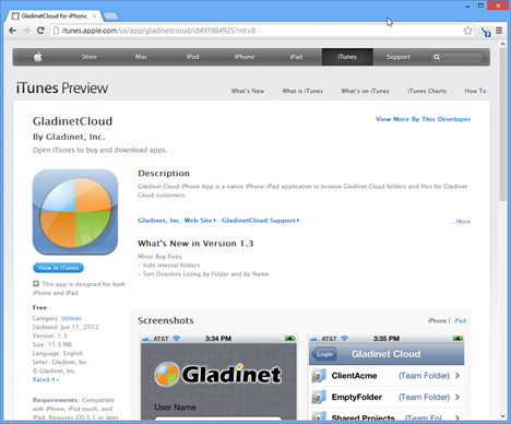 GladinetCloud for iPhone, iPod touch, and iPad on the iTunes App Store - Google _2012-10-11_13-43-06
