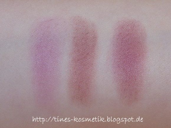 Catrice Rocking Royals Swatches 3