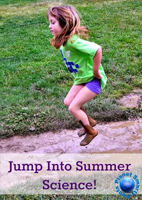 Jump Into Summer Science