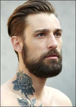homem barba