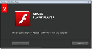 แก้ปัญหา Adobe flash error